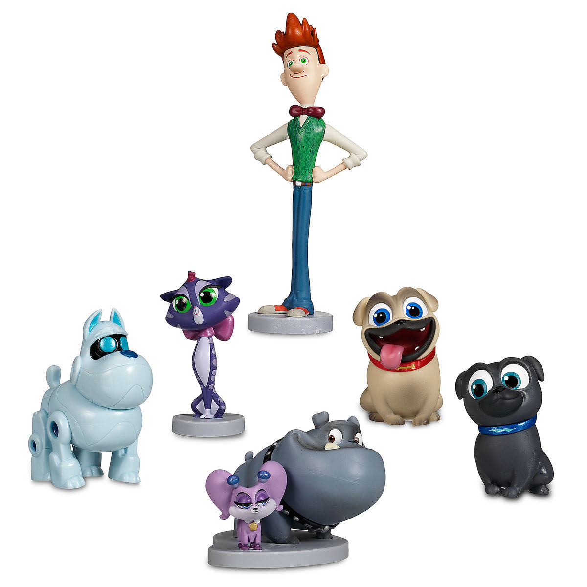 Puppy Dog Pals Figure Play Set Shopdisney