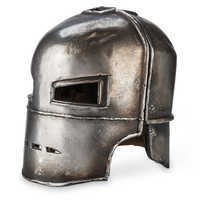 Image of Iron Man Mark I Helmet - Marvel Masterworks Collection Authentic Film Prop Duplicate - Limited Edition # 1