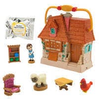 Image of Disney Animators' Little Collection Belle Surprise Feature Playset # 2