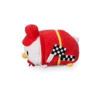 Racer Donald Duck ''Tsum Tsum'' Plush - Tomorrowland - Mini