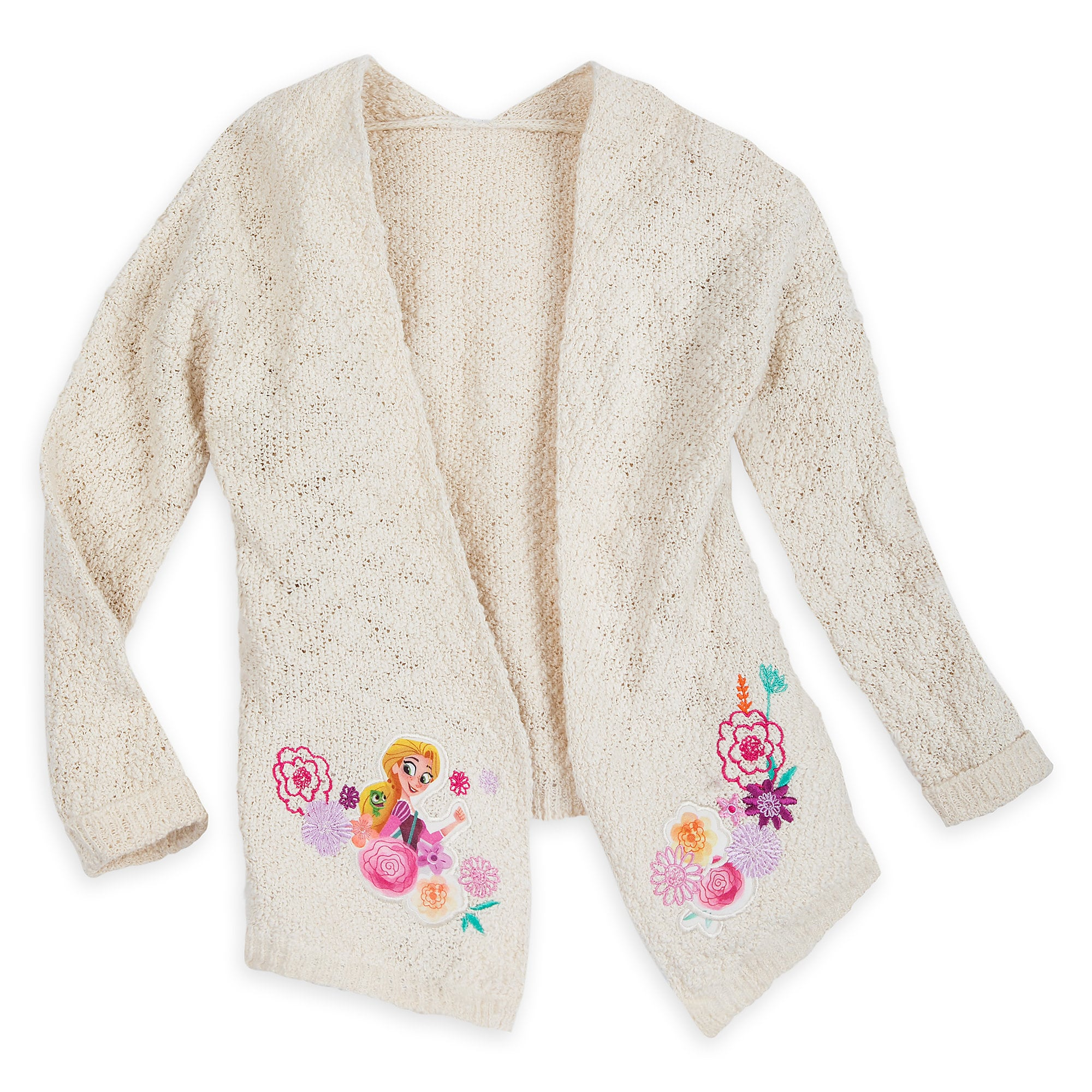 Rapunzel Cardigan Sweater for Girls
