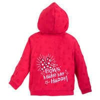 Image of Minnie Mouse Hoodie for Girls - Disneyland # 2