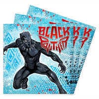 Image of Black Panther Lunch Napkins # 1