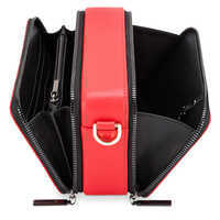 Image of Mickey Mouse Red and Black Shoulder Bag # 2