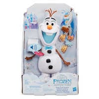 Image of Olaf Snack-Time Surprise Figure - Olaf's Frozen Adventure # 3