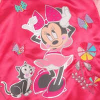 Image of Minnie Mouse Varsity Jacket for Girls - Personalizable # 4
