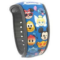 Image of Disney Emoji MagicBand 2 - Limited Release # 1