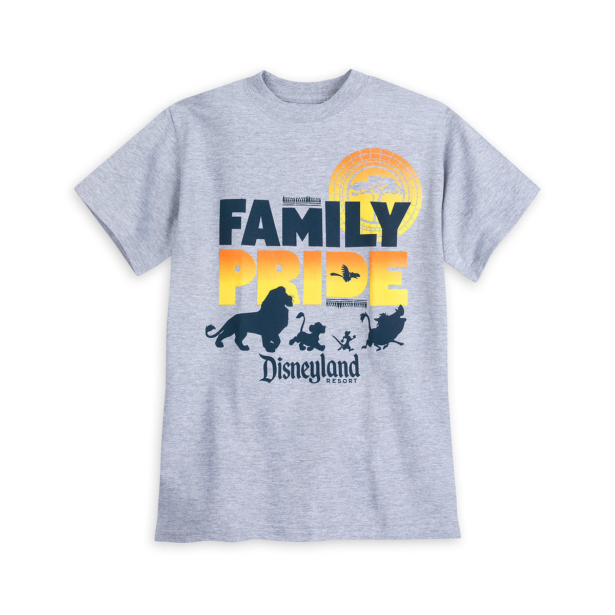 66c65e105 Product Image of The Lion King Family Pride T-Shirt for Kids - Disneyland #