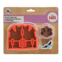 Image of Disney Princess Food Cutter Set - Disney Eats # 2