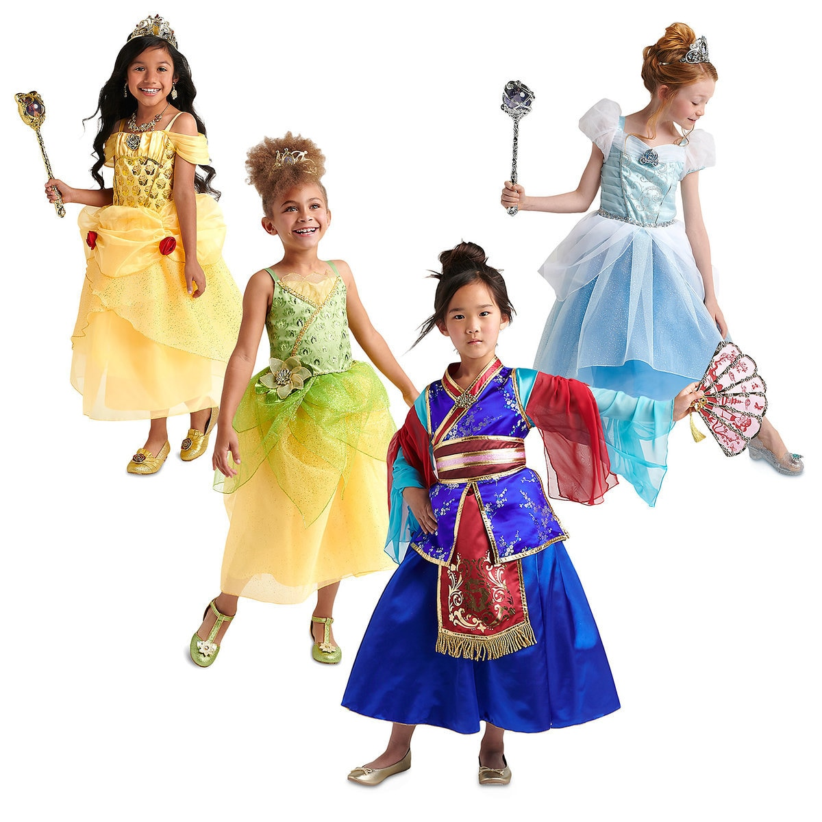 6e58f52ef Disney Princess Costume Collection for Kids