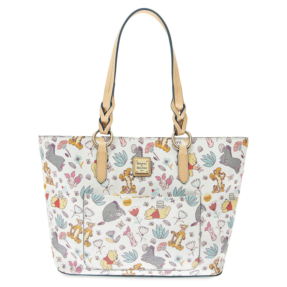 Product Image Of Winnie The Pooh And Pals Tote By Dooney Bourke 1