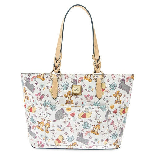 Winnie The Pooh And Pals Tote By Dooney And Bourke