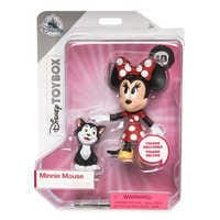 Image of Minnie Mouse and Figaro Action Figure Set - Disney Toybox # 4