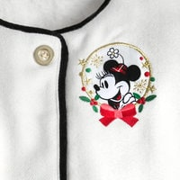 Minnie Mouse Holiday Coat for Baby