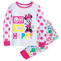 Image of Minnie Mouse ''Oh So Happy'' PJ PALS for Girls # 1