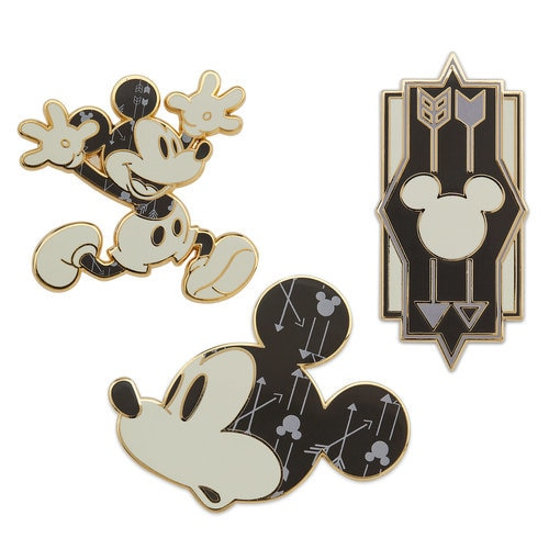 Mickey Mouse Memories Pin Set - November - Limited Release