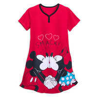 Image of Mickey and Minnie Mouse Nightshirt for Women # 1