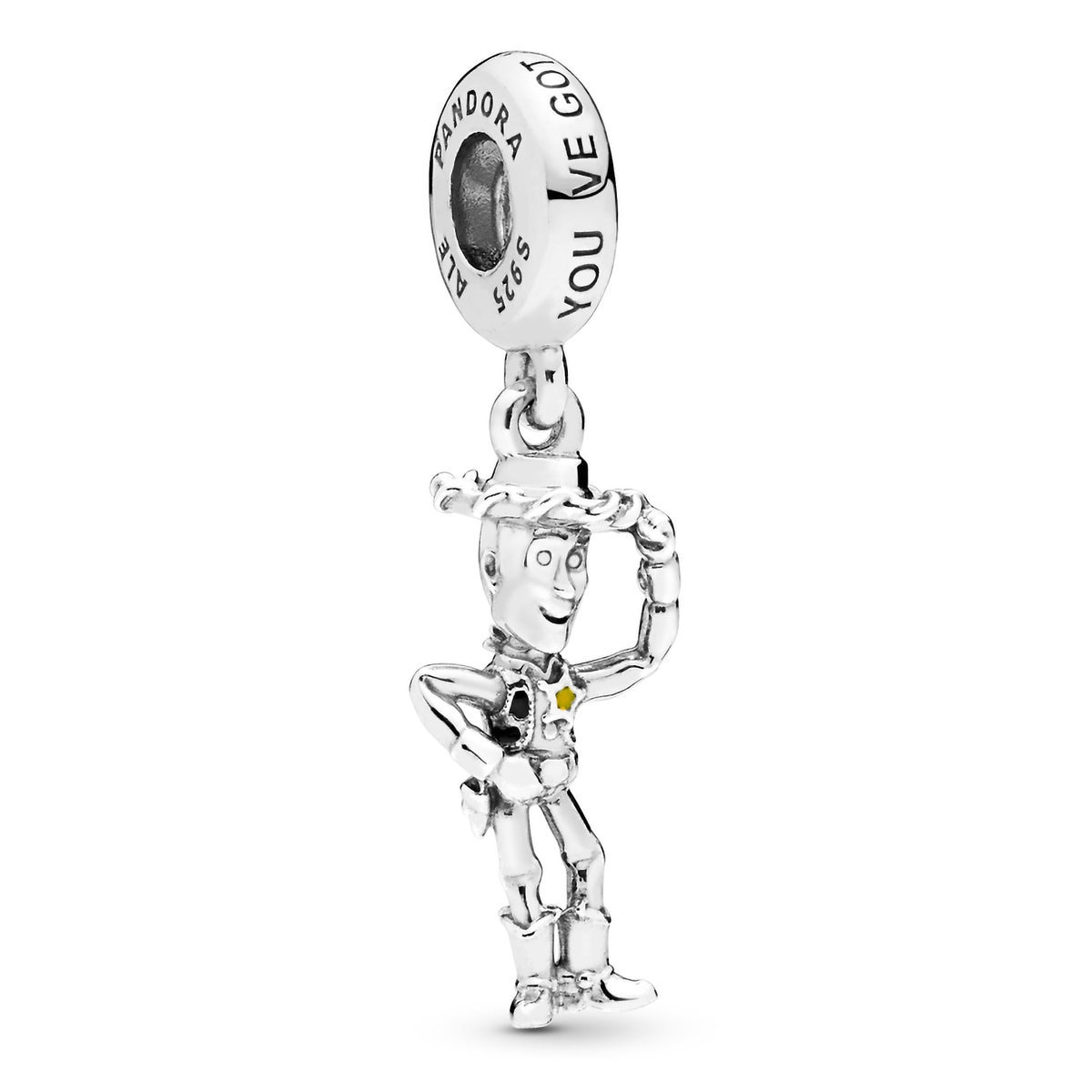 Product Image of Woody Charm by Pandora Jewelry # 1