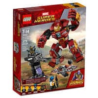 Image of The Hulkbuster Smash-Up Playset by LEGO - Marvel's Avengers: Infinity War # 2