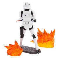 Image of Stormtrooper Action Figure - Star Wars - Black Series by Hasbro # 2