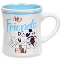 Image of Mickey Mouse and Pluto ''Best Friends and Family'' Mug # 2