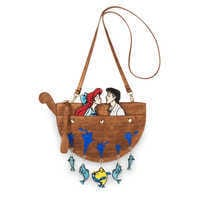 Image of The Little Mermaid Crossbody Bag by Danielle Nicole # 1