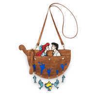 Image of The Little Mermaid Crossbody Bag by Danielle Nicole # 1