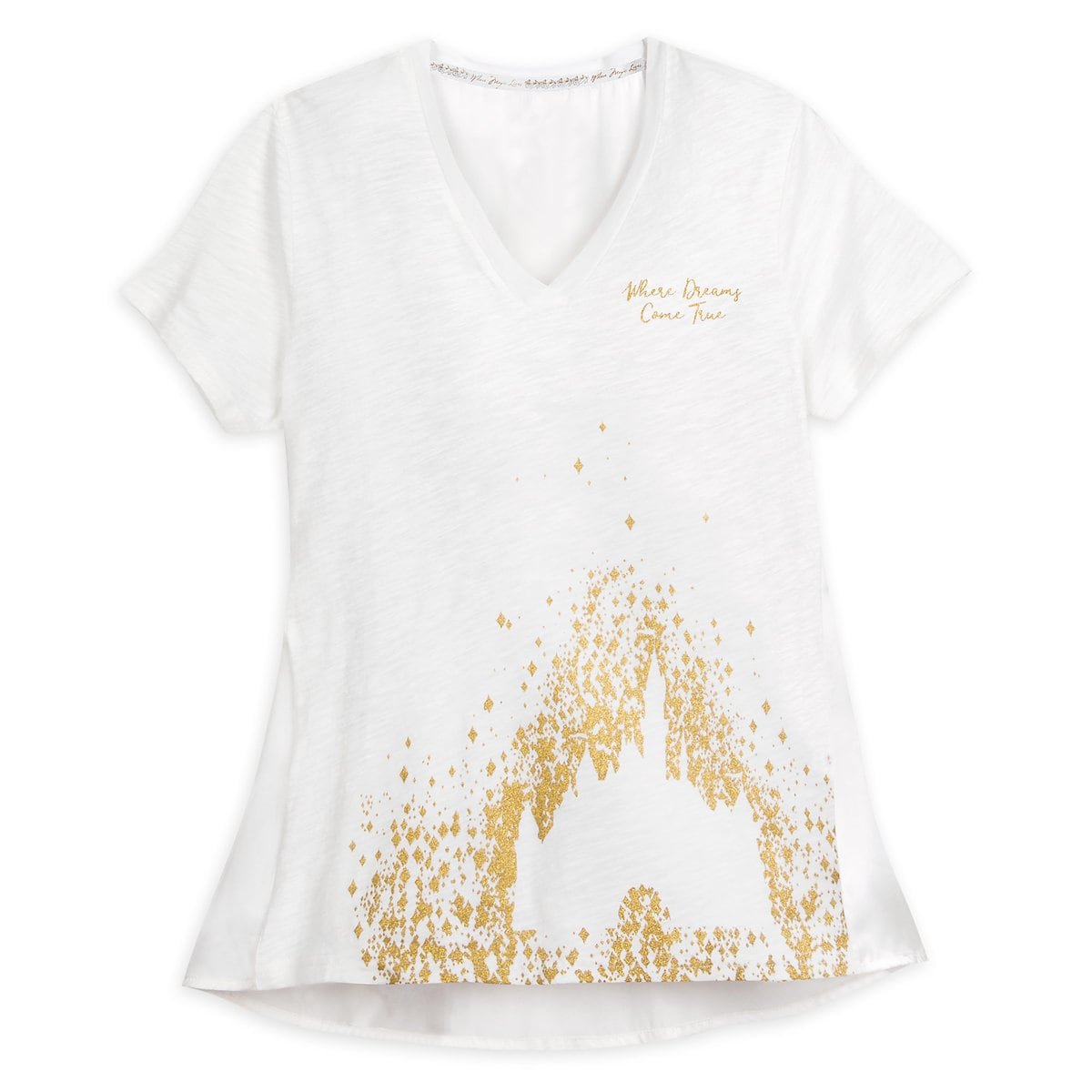 8ada17b8 Product Image of Sleeping Beauty Castle T-Shirt for Women - Disneyland # 1