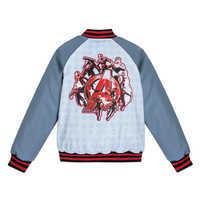 Image of Marvel's Avengers Varsity Jacket for Boys - Personalized # 2