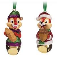 Chip 'n Dale Bell Ornament Set