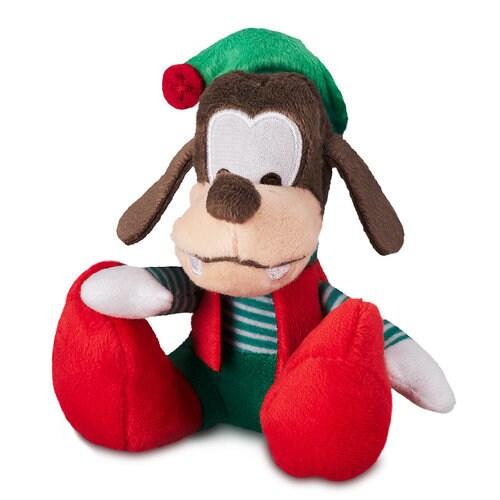 Goofy Holiday Tiny Big Feet Plush Micro Shopdisney