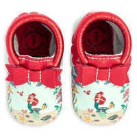 Image of The Little Mermaid Moccasins for Baby by Freshly Picked # 5