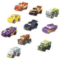 Image of Cars Mini Racers Set # 1