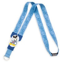 Image of Mickey Mouse Deluxe Lanyard - Disney Parks 2018 # 1