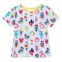 Image of Mickey and Minnie Mouse Short Sleep Set for Girls # 3