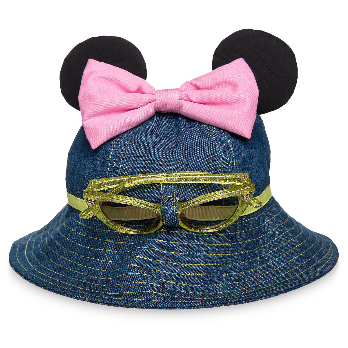 Product Image of Minnie Mouse Hat and Sunglasses Set for Baby   1 db2440bc04f7