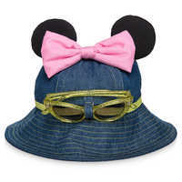 Image of Minnie Mouse Hat and Sunglasses Set for Baby # 1