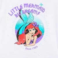 Image of Ariel ''Big Dreams'' T-Shirt Dress for Girls # 2