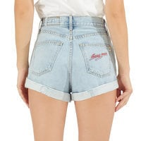 Image of Mickey Mouse Denim Shorts by SIWY # 3