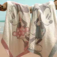 Image of Minnie Mouse Baby Blanket by Barefoot Dreams # 2