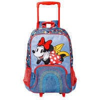 Image of Minnie Mouse Rolling Backpack - Personalized # 1