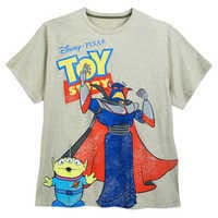 Image of Toy Story Family T-Shirt for Men - Extended Size # 1