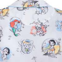 Image of Disney Animators' Collection Pajama Set for Women # 3