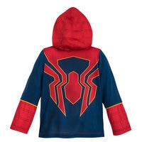 Image of Spider-Man Glow-in-the-Dark Costume Sleep Set for Boys # 4