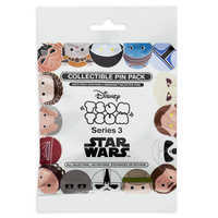 Image of Star Wars ''Tsum Tsum'' Series 3 Mystery Pin Pack # 2