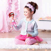 Image of Fancy Nancy Ballerina Doll - 10'' # 3