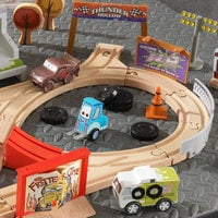 Cars 3 Thunder Hollow Track Set by KidKraft
