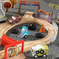 Image of Cars 3 Thunder Hollow Track Set by KidKraft # 3