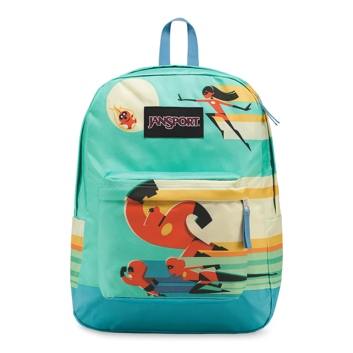 2cd6677ebf6 Product Image of Incredibles 2 High Stakes Backpack by JanSport   1