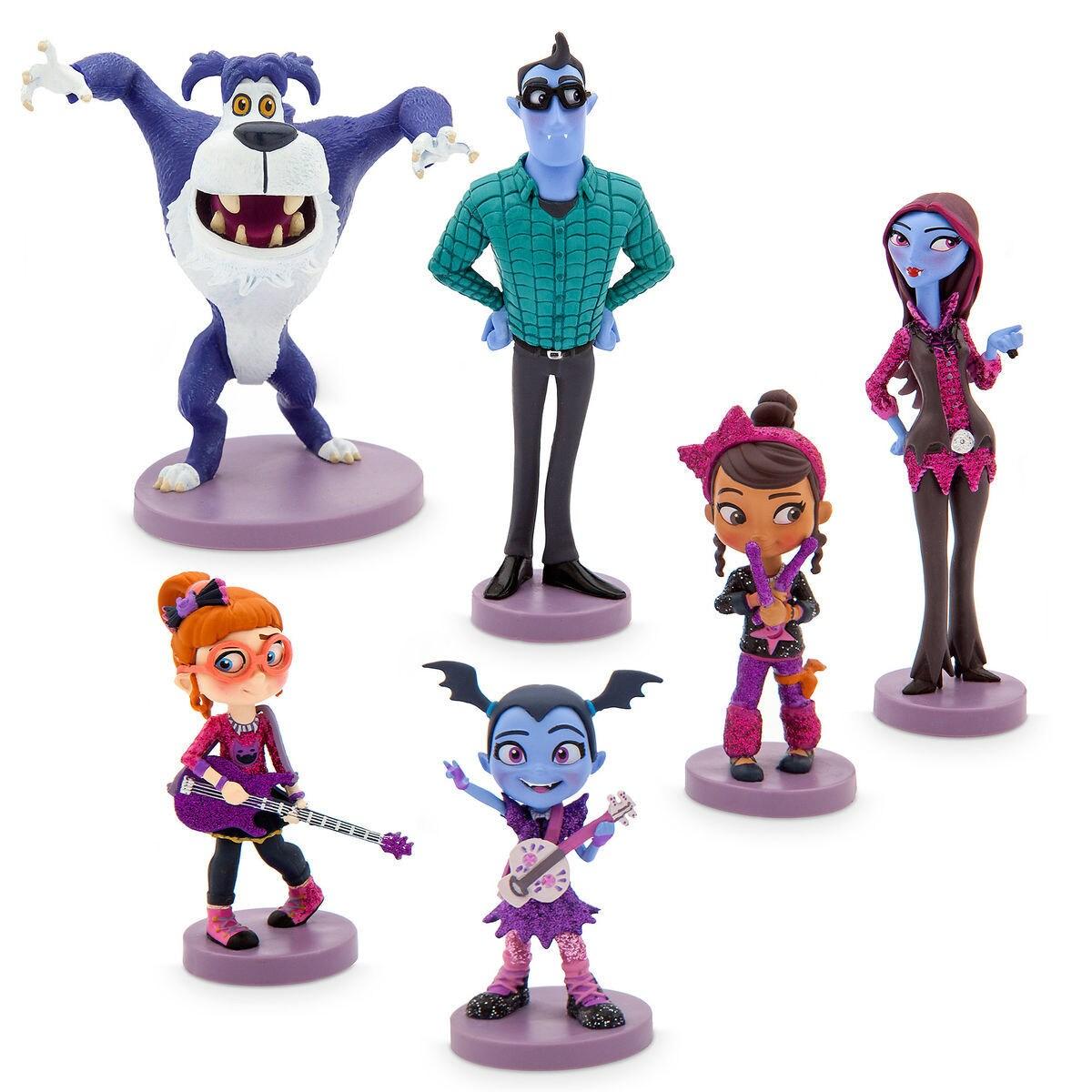 Vampirina Figure Set Shopdisney